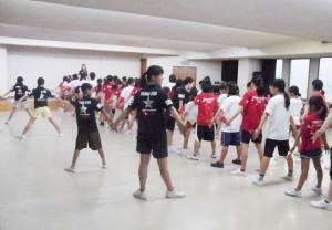サニーグループよさこい踊り子隊SUNNYS 第2回 練習取材 001