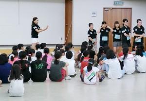 サニーグループよさこい踊り子隊SUNNYS 第1回 練習取材 001