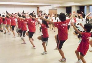 サニーグループよさこい踊り子隊SUNNYS 第2回 練習取材 002
