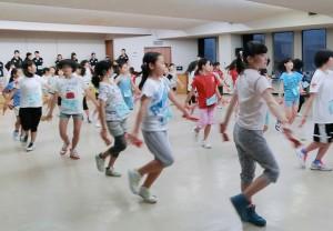 サニーグループよさこい踊り子隊SUNNYS 第1回 練習取材 002