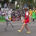 日章踊り子隊