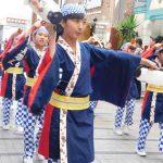 春よさこい(高知よさこい情報交流館記念イベント)