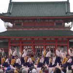 """大阪大学お祭りダンスサークル""""祭楽人"""""""